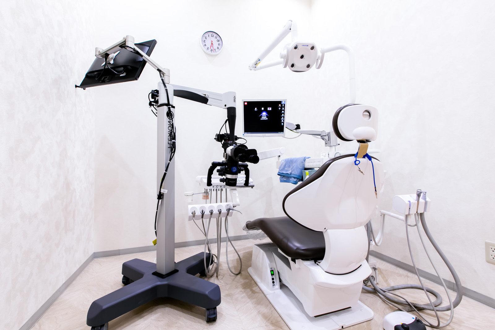 滅菌管理された環境下での手術